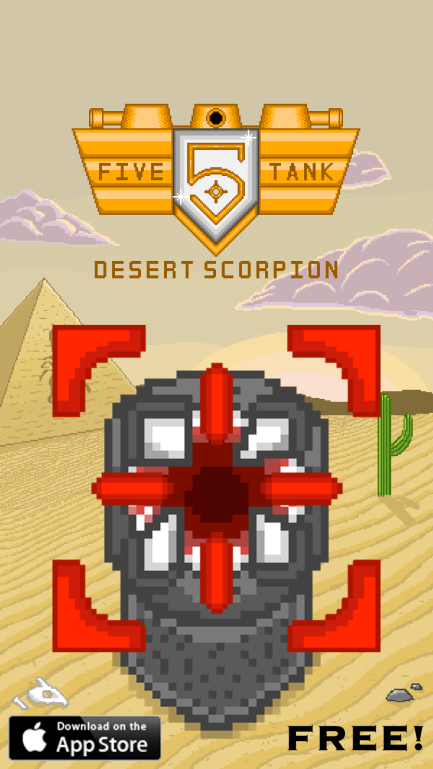 Five Tank : Desert Scorpion [Ad2]